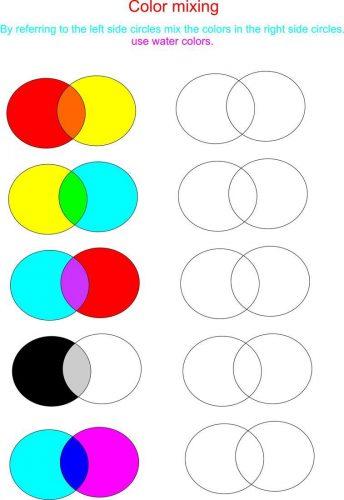 английский язык учим цвета5