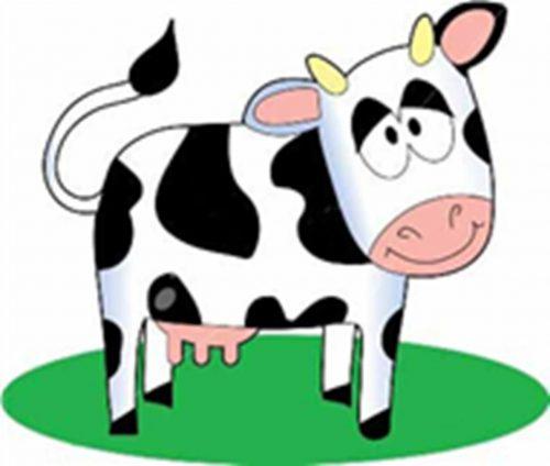 корова картинки для детей4
