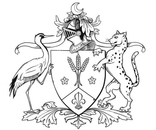 герб школы шаблон16