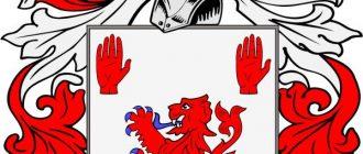 герб школы шаблон