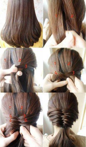 прически на выпускной на длинные волосы3