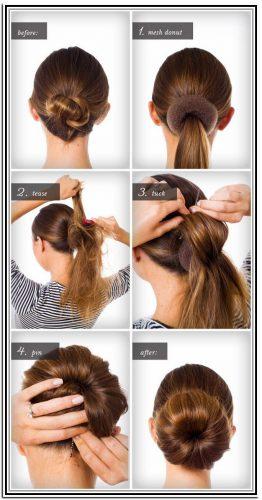 прически на выпускной на длинные волосы4