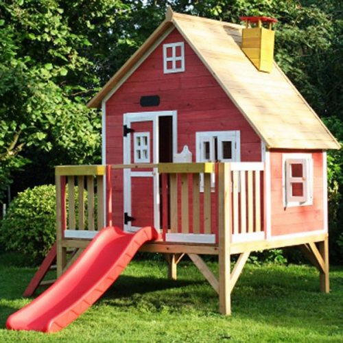 дом в лесу картинка для детей5