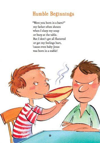 стихи на английском для детей6