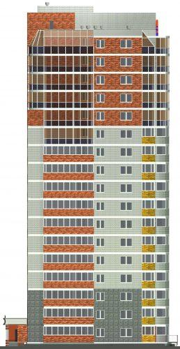 Многоэтажный дом картинки2
