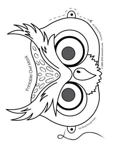 маска совы3