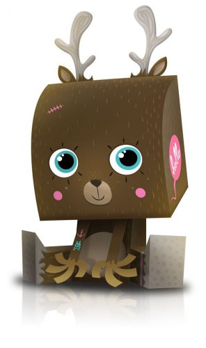 игрушка из бумаги18