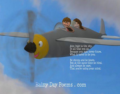 стихи на английском для детей10