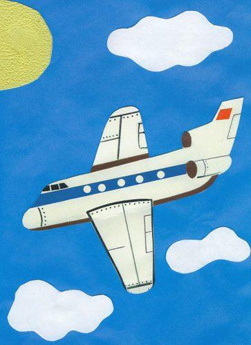 самолет картинки для детей16