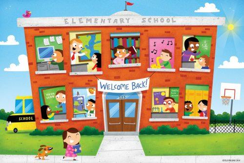 картинки про школу для презентаций1