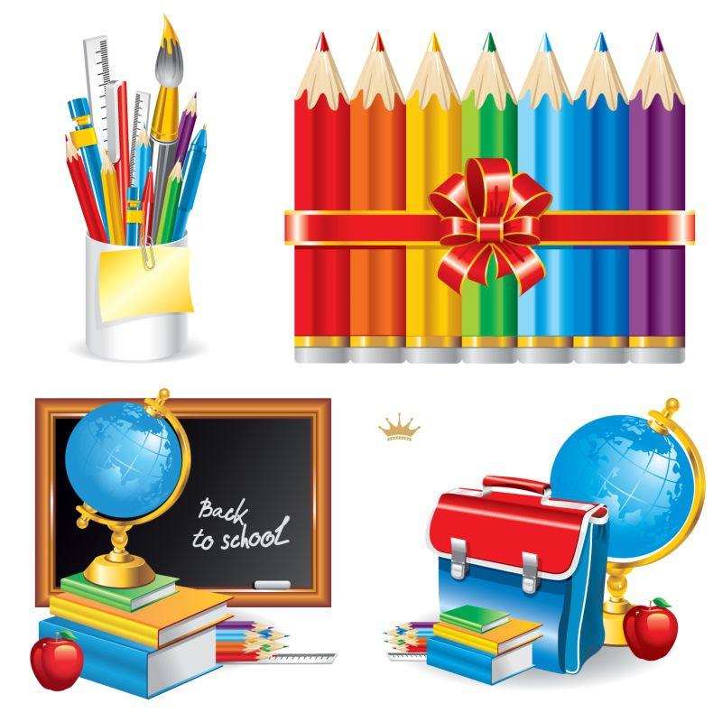 картинки детские о школе