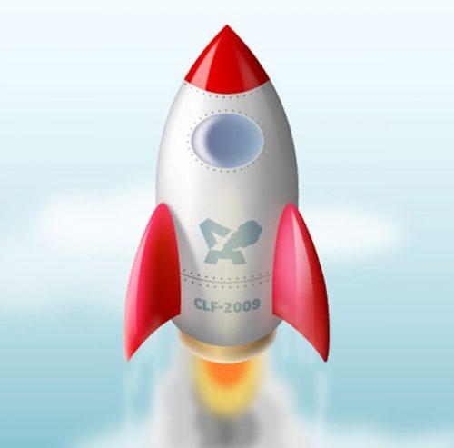 ракета картинка для детей10