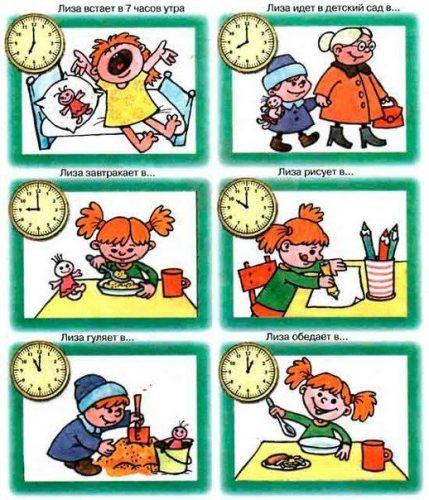 сюжетные картинки для дошкольников5