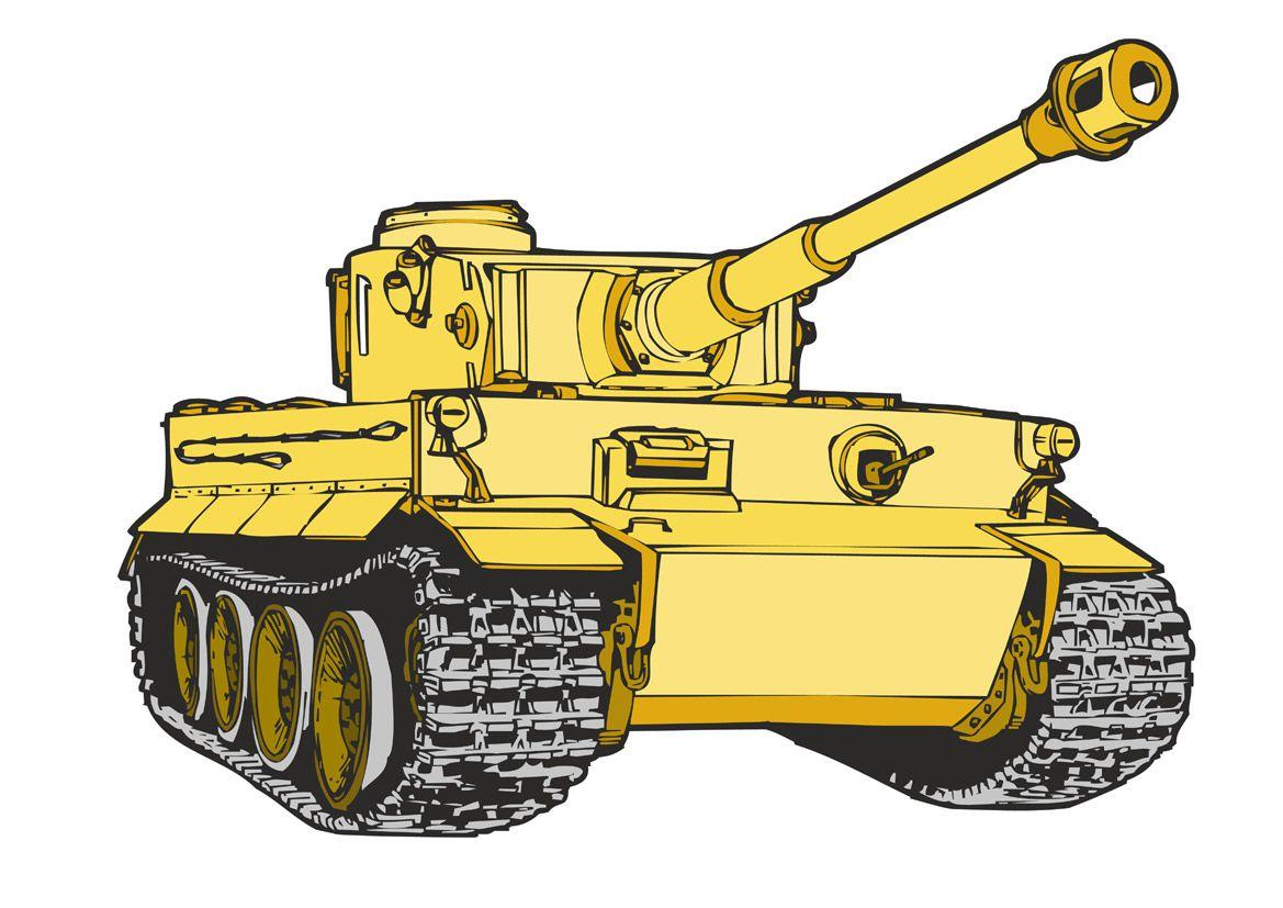 картинки военных танков для доу места стоянки