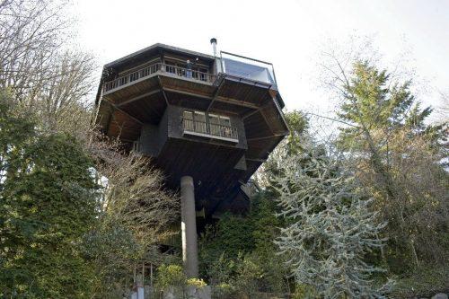 картинки необычных домов2