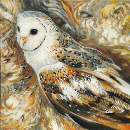 нарисованные совы картинки 2