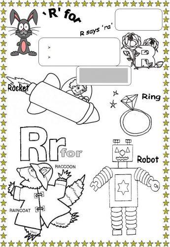 слова на английскую букву r2