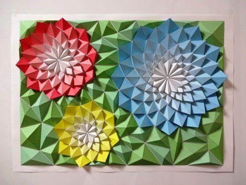 цветы из бумаги3