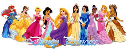 принцессы диснея картинки3