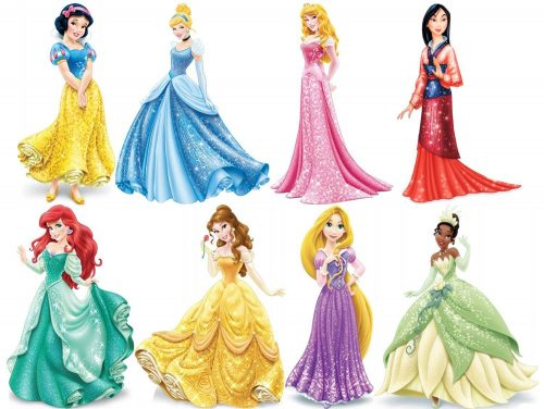 принцессы диснея картинки8