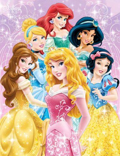 принцессы диснея картинки6