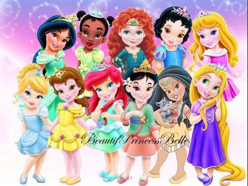 принцессы диснея картинки13