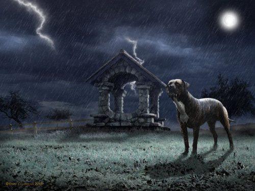 собака баскервилей картинки3
