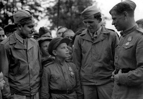 картинки дети войны 1941 19453