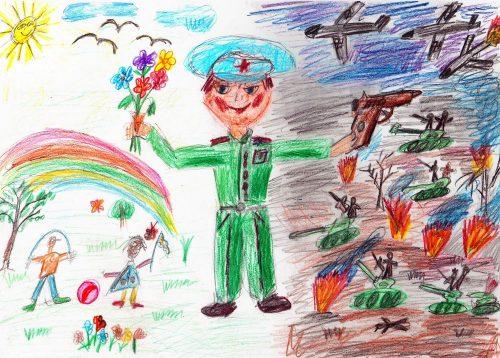 дети против войны5