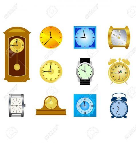 виды часов2