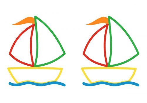 аппликация кораблик3
