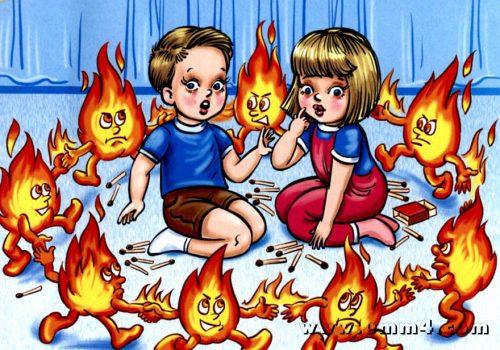 картинки пожарной безопасности для детей7
