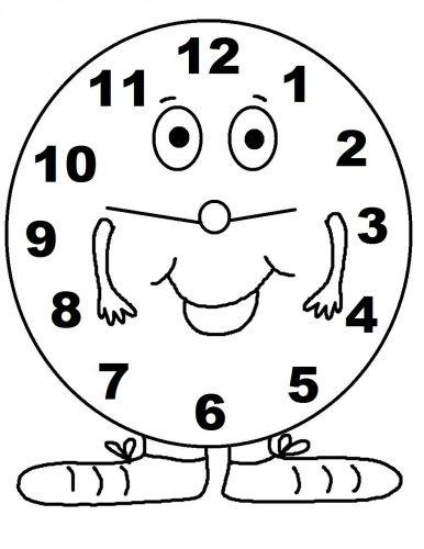 циферблат часов картинки5