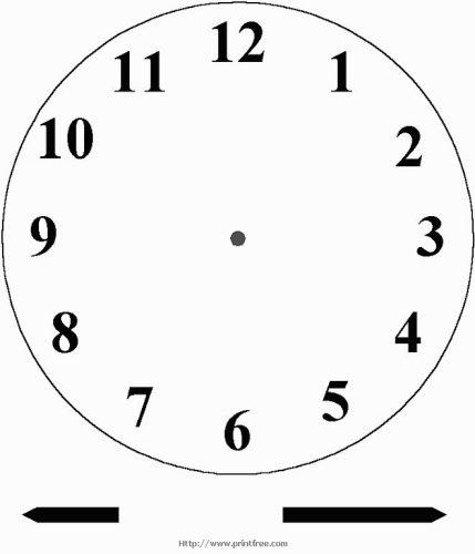 циферблат часов картинки4