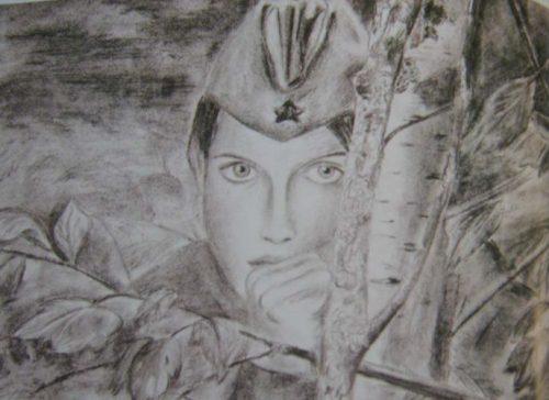 дети войны картинки рисунки10
