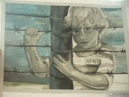 дети войны картинки рисунки3