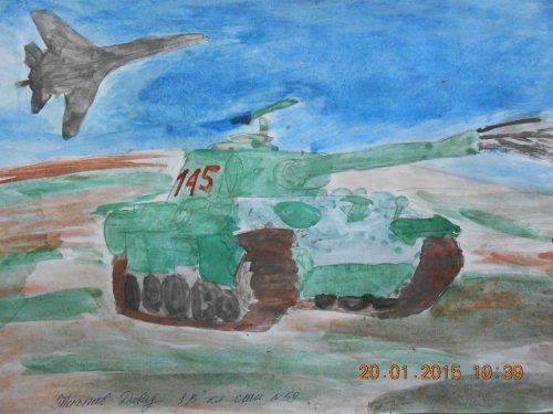 дети войны картинки рисунки7