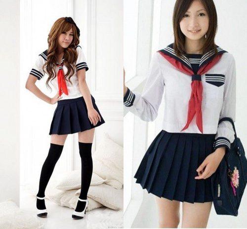 японская школьная форма2