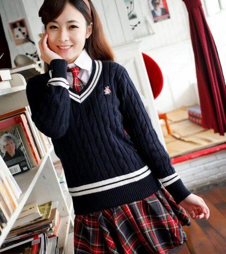 японская школьная форма10