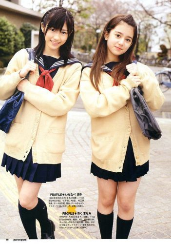 японская школьная форма13