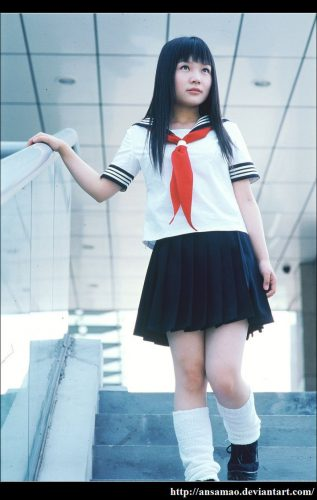 японская школьная форма3