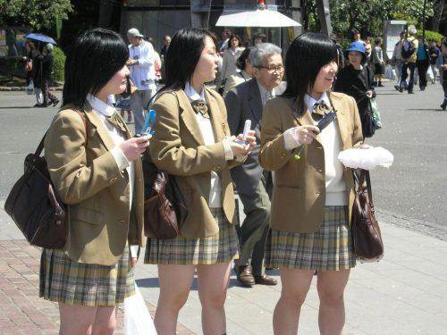 японская школьная форма4