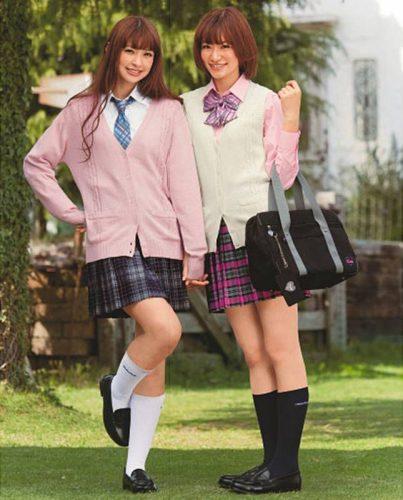 японская школьная форма5