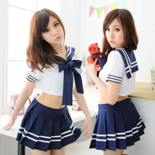 японская школьная форма9