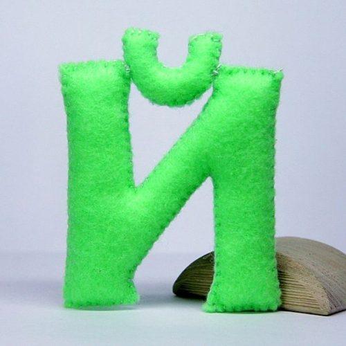 картинка буквы й3