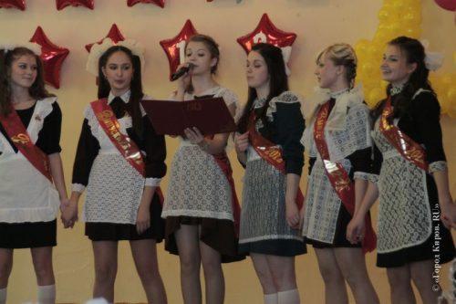 выпускная школьная форма для девочек3