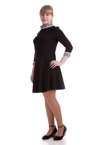 школьное платье на выскной5
