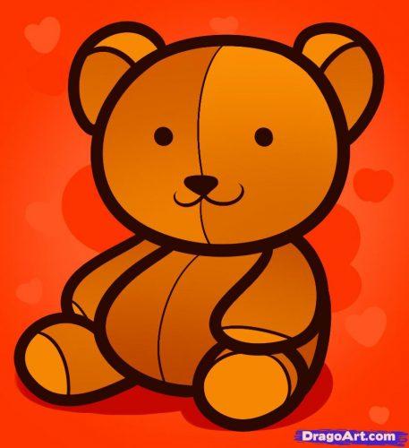 медведь картинки