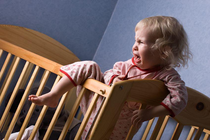 К кому обратиться ребенок 3года плачет ночью