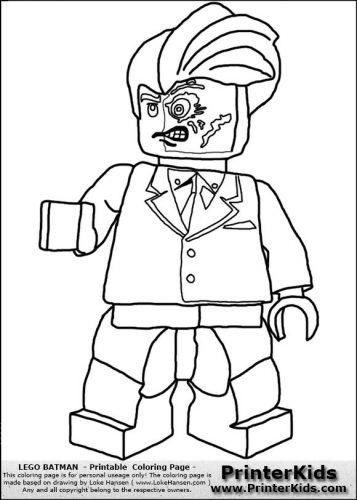 лего раскраска17